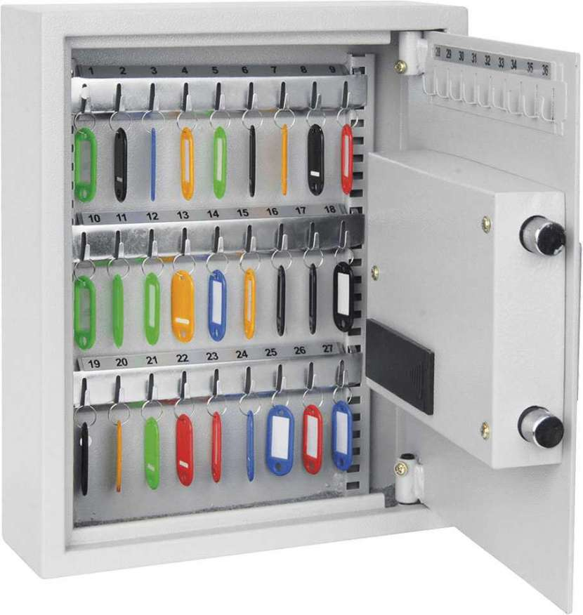Caja de seguridad para 27 llaves (20036)) - 0