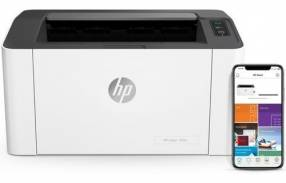 Impresora hp laser 107w 220v