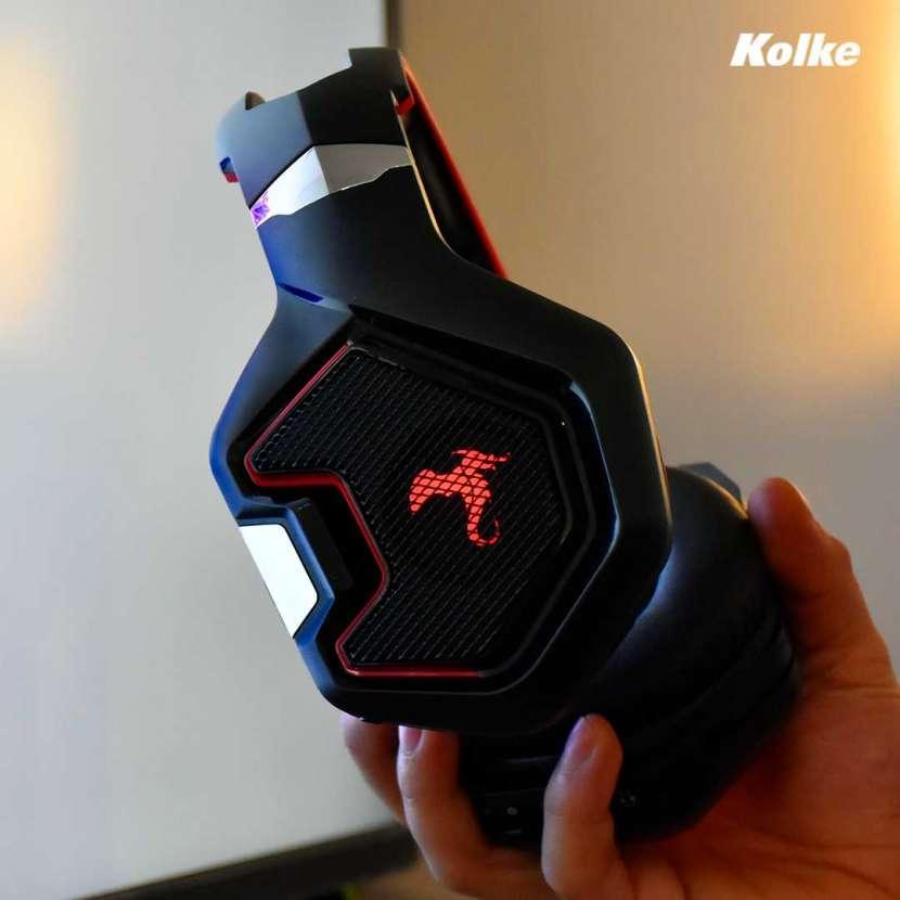 Auricular kolke gamer fight wireless kga-416 rj (10064) - 0