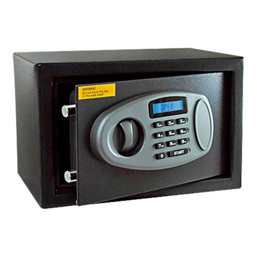 Caja de seguridad digital con lcd chica (20038) - 0