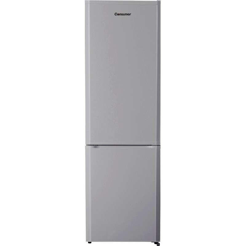 Heladera freezer Combi Consumer 350 litros doble puerta frío húmedo gris - 2
