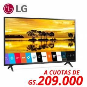 Smart TV LG de 43 pulgadas FHD