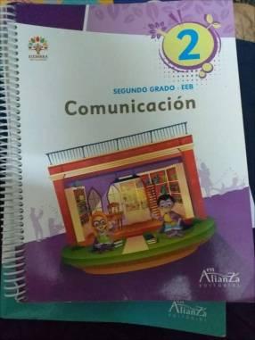 Comunicación segundo grado Alianza