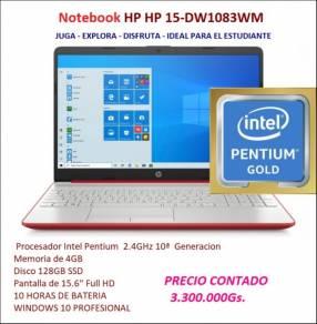 NB HP 15-DW1083M Intel Centrino