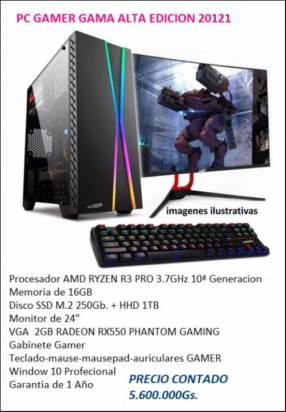 PC-GAMER Gama Alta Ryzen 3