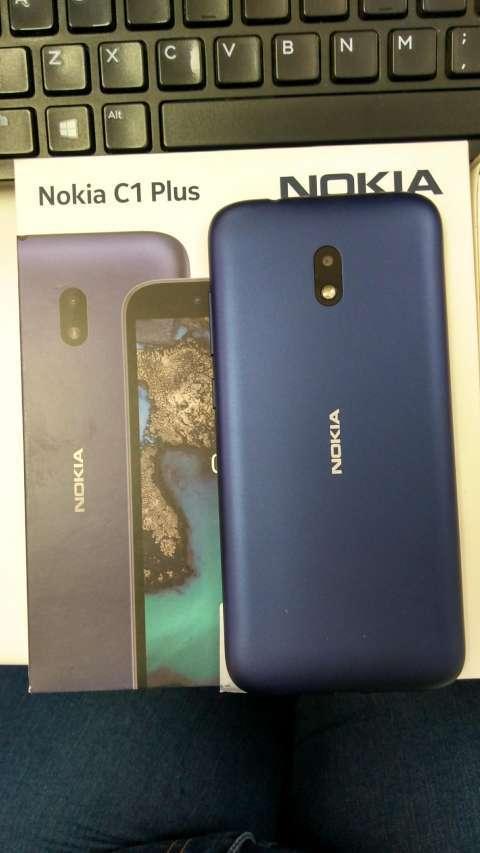 Nokia C1 Plus - 0