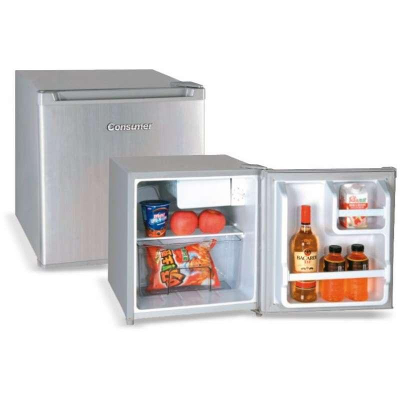 Heladera frigobar consumer 55 litros gris - 1