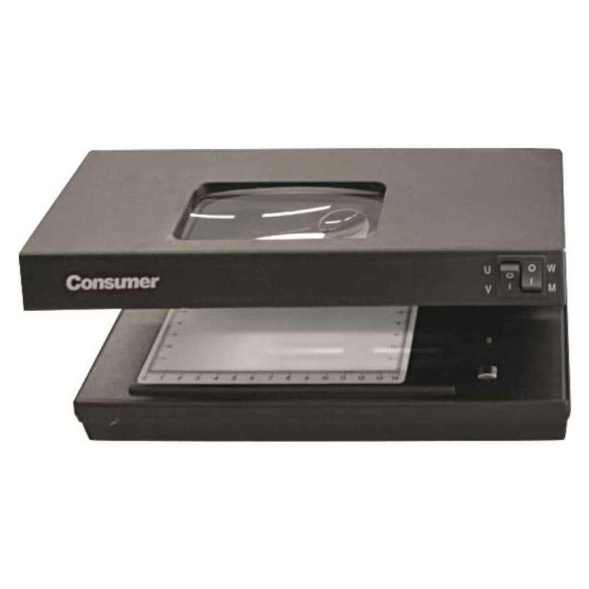 Detector de billetes de mesa MG/UV Consumer 20046 - 0