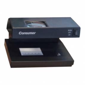 Detector de billetes de mesa MG/UV grande Consumer 20044