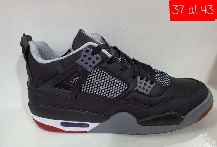 Botita Nike Air Jordan Retro - 0