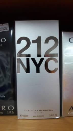 Perfume 212 NYC