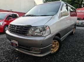 Toyota grand hiace 2001 motor 3.0 diesel automatico