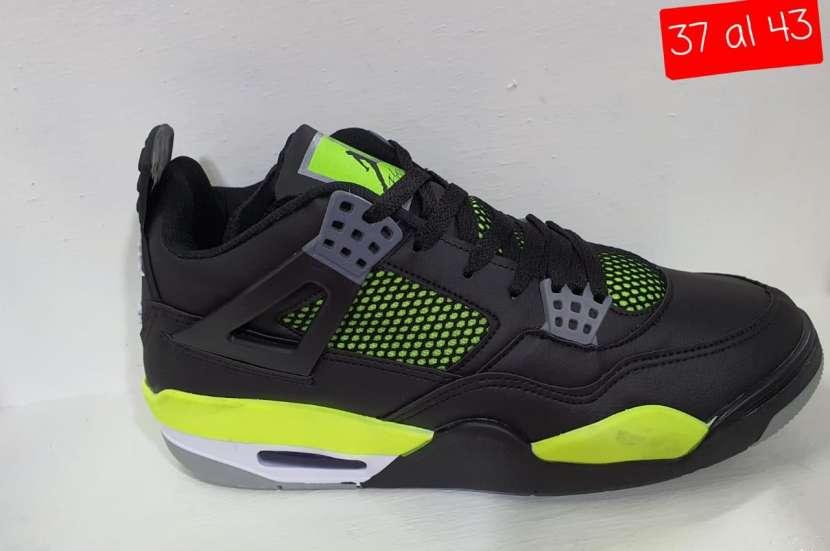 Botita Nike Air Jordan Retro - 2
