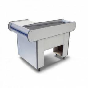 Mesa para cajera metal Frilux 140 cm x 100 cm