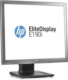 Monitor led 19 hp e190i-elite display-ips-vga