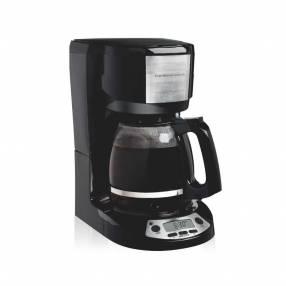 Cafetera programable para 12 tazas Hamilton Beach 40018