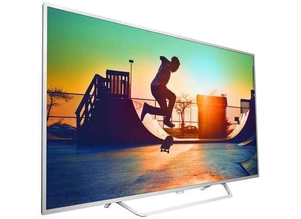 """Tv Philips Smart 4K 65"""" - 0"""