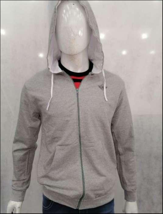 Suéter para hombre con cierre - 4