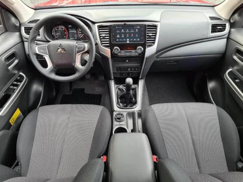 Mitsubishi L200 New Triton Sport GLS 2021 - 7