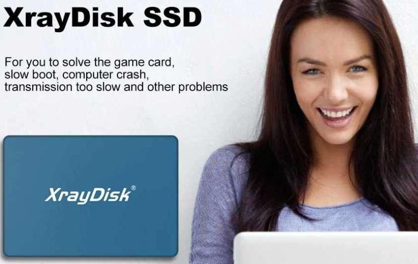 """Disco duro SSD 120 gb XRAY 2.5"""" Sata - 0"""