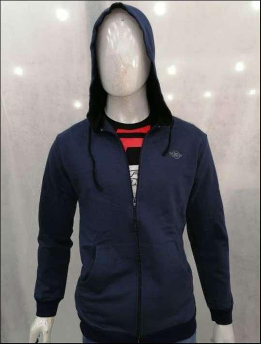 Suéter para hombre con cierre - 3