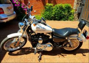 Harley Davidson Sportster Custom 2005
