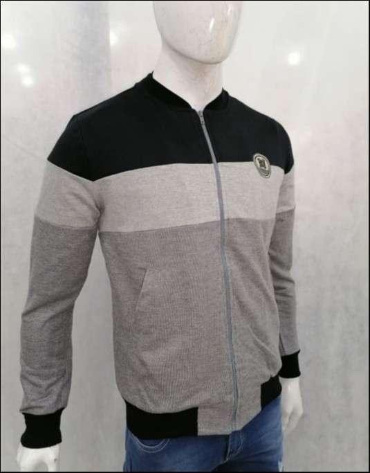 Suéter para hombre con cierre - 2