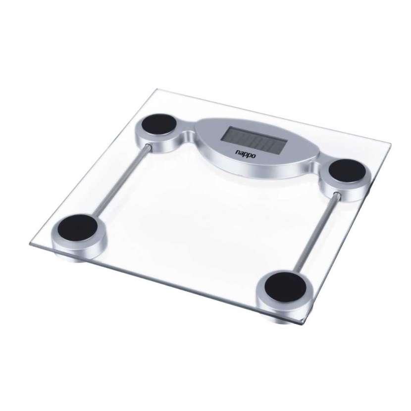 Balanza digital nappo ebs-003 vidrio (10052) - 0