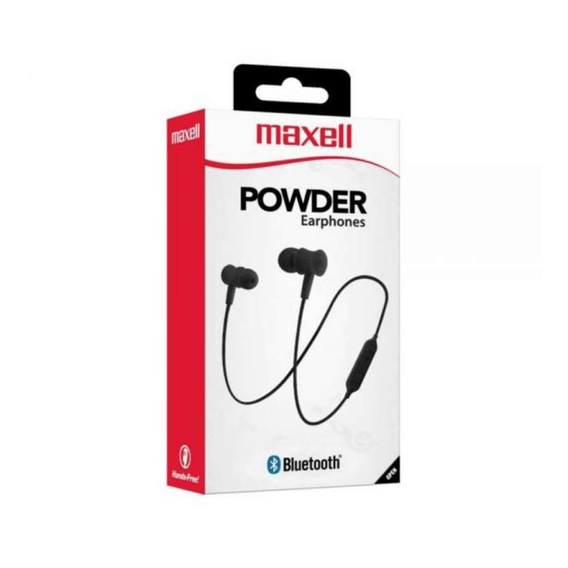 Maxell POWDER BLUETOOTH EARPHONES (50014) - 0