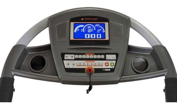 Caminadora Evolution Fitness E - 0