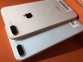 iPhone 8 Plus de 256 gb impecable