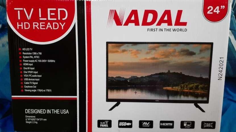 TV LED Nadal 24 pulgadas - 0