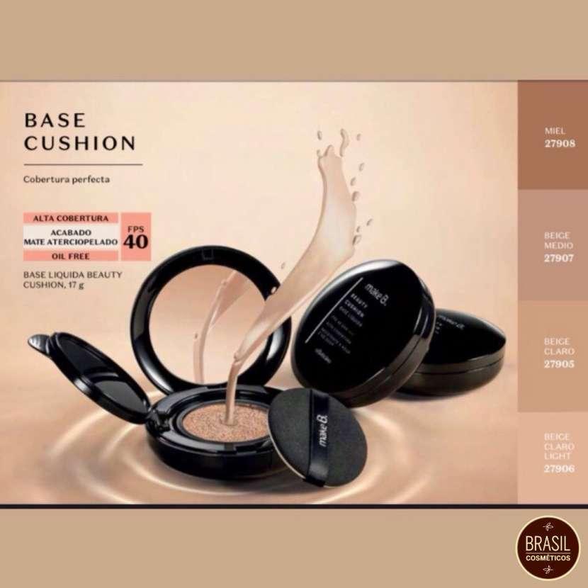 Make B. Base Líquida Beauty Cushion - 1