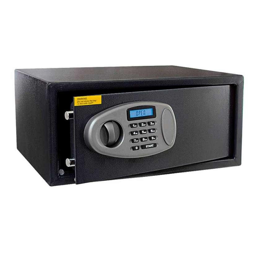 Caja de seguridad digital con lcd laptop consumer (20076) - 0