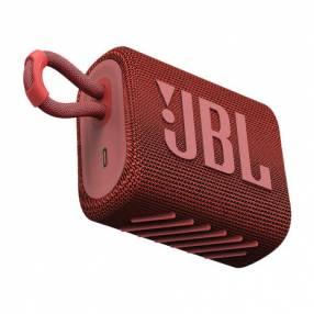Speaker Jbl Go 3 Red Bt Rojo