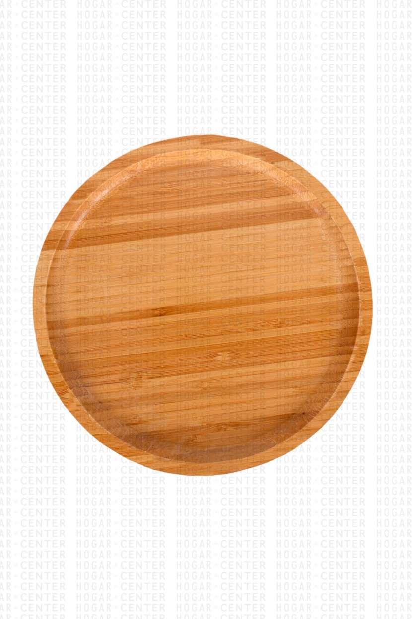 Tabla de Bambú - 0