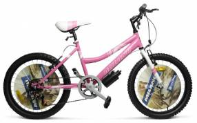 Bicicleta milano action aro 20