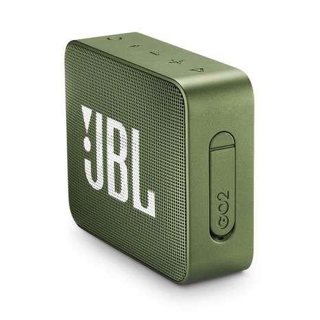 Speaker Jbl Go 2 Grn Bt Verde - 3