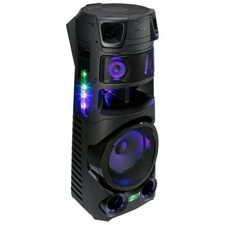 Parlante Sony Mhc-V83D - 0