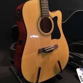Guitarra electroacústica Ibanez modelo V72ECE