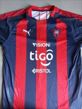 Camiseta del club Cerro Porteño