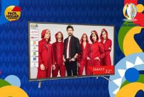 Televisor Smart JAM 32 pulgadas HD