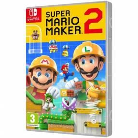 Game Super Mario Maker 2 Nintendo Switch