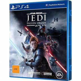 Game Star Wars Jedi Fallen Order Playstation 4