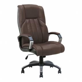 Silla para oficina ejecutivo Brown Y2870 (20006)