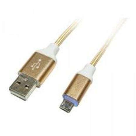 Cable Usb 1M C/Led Kcc-1381 - 0