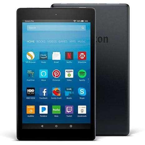 Tablet Amazon Fire Hd8 - 1