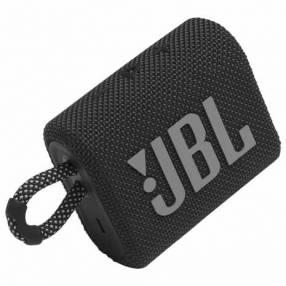 Speaker Jbl Go 3 Blk Bt Negro