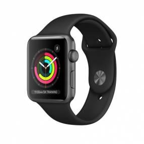 Reloj apple s3 38mm negro