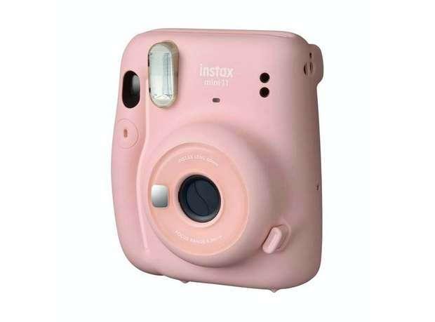 Camara instax m11 rosa - 0